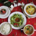 【食物栄養学科】12月の給食実習を行います