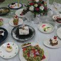 【食物栄養学科】簡単クリスマスデザートのコンテストを行いました 12/20