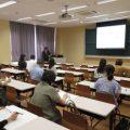 【食物栄養学科】食物栄養学科の保護者会を開催しました。8/31