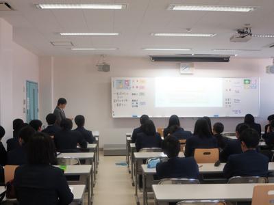 【食物栄養学科】香川高校生の体験授業を行いました 11/15