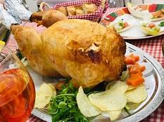 【食物栄養学科】調理学実習でクリスマス料理を作りました